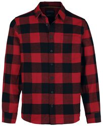 Men's Flannel Checked Shirt
