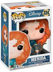 Brave Merida Vinyl Figure 324