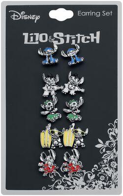 Stitch Poses