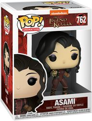 The Legend of Korra Asami Vinyl Figure 762