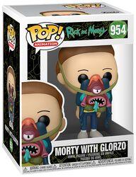 Morty With Glorzo Vinyl Figure 954