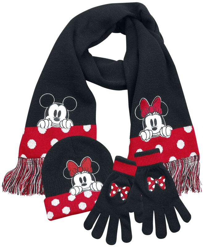 Minnie Mouse - Dots & Bows