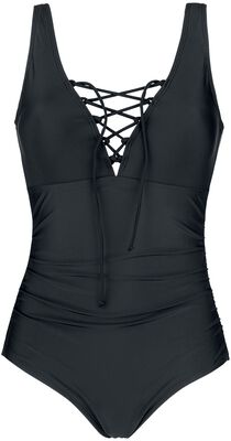 Swimsuit With Lacing