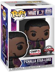 TChalla Star Lord Vinyl Figure 876