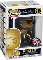 Bruce Lee (Gold) Vinyl Figure 219