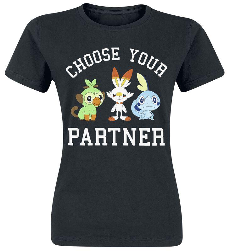 Sword & Shield - Choose Your Partner