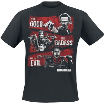Good, Badass, Evil