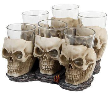 Six Shooter Skulls