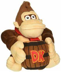 Donkey Kong with Barrel