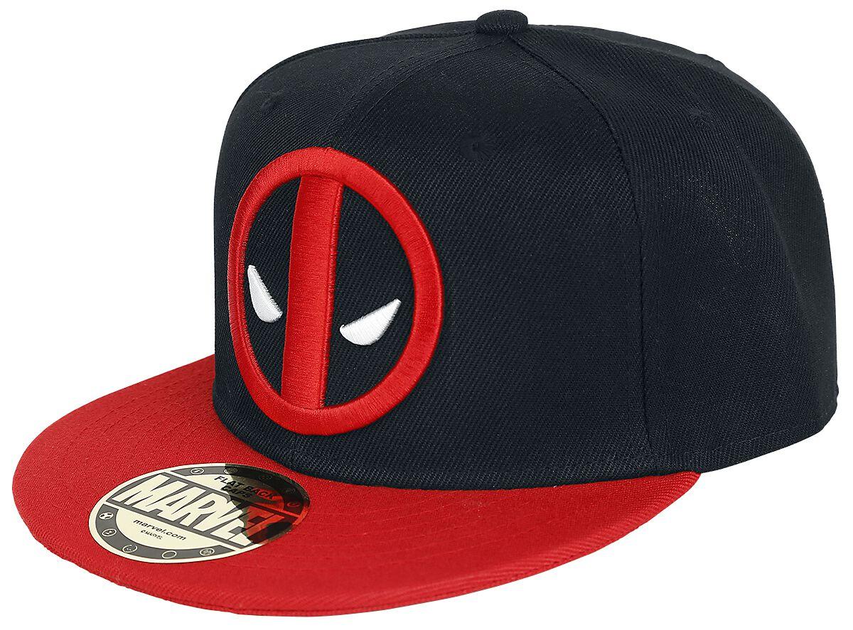 dc7681cb9 Logo | Deadpool Cap | EMP