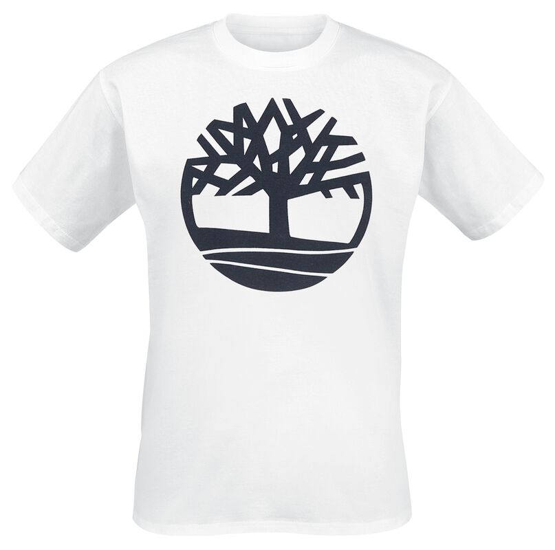 Kennebec River Band Tree Tee
