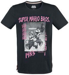 Mario & Luigi - 1985