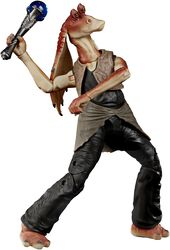 Die dunkle Bedrohnung - The Black Series - Jar Jar Binks