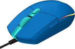 G203 Blue Lightsync Gaming Mouse