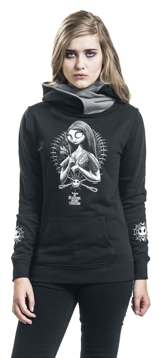 Sally - Needles & Pins | The Nightmare Before Christmas Hooded ...