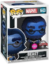 Beast (Flocked) Vinyl Figure 643