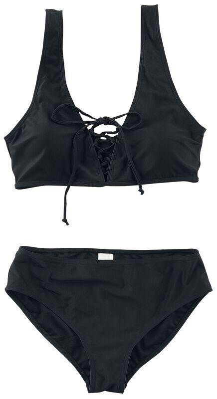 Front Laced Bikini