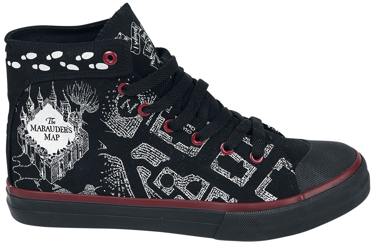 249a0f3d0eb2 Marauder's Map. Sneakers High. 8 Reviews. Harry Potter