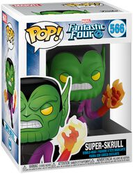 Super-Skrull Vinyl Figure 566