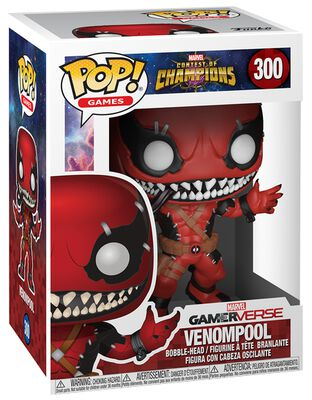 Contest of Champions - Venompool Vinyl Figure 300