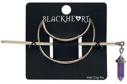 Moon Hair Pins
