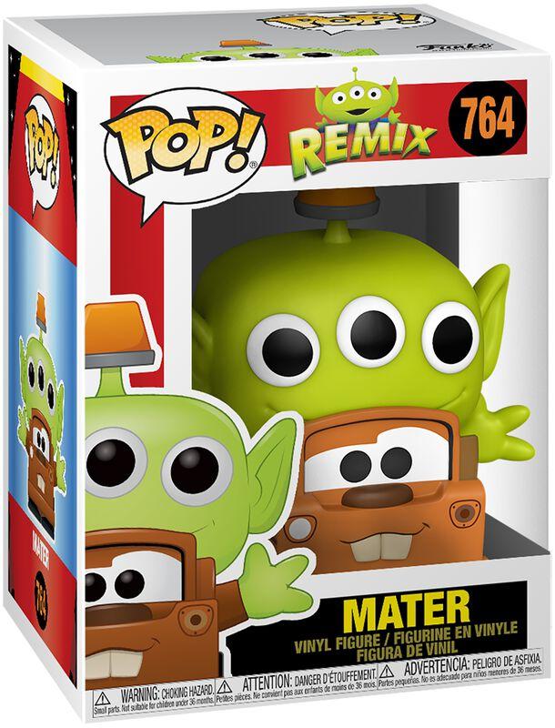 Alien Remix - Mater Vinyl Figure 764