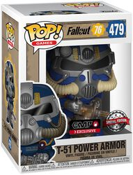 76 - Tricentennial Power Armor Vinyl Figure 479