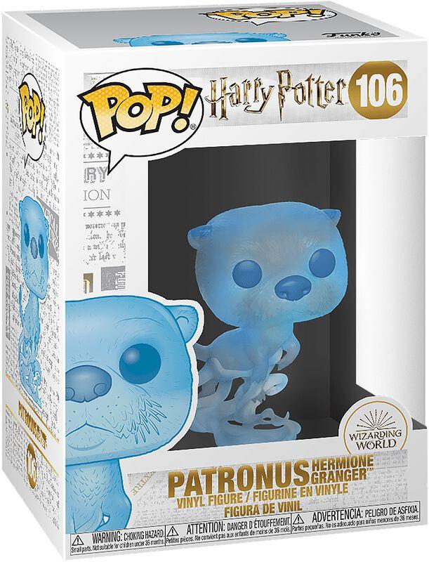 Patronus Hermione Granger Vinyl Figure 106