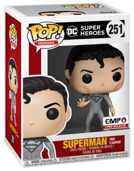 Superman from Flashpoint (Chase Edition Possible) Vinyl Figure 251