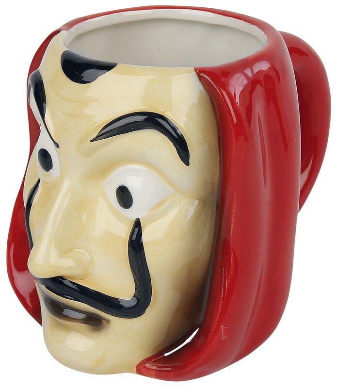 Mask - 3D Mug