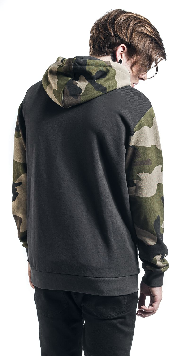 quality design eed46 423ad Camo OTH Hoodie. Hooded sweater