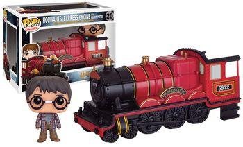 Hogwarts Express Engine & Harry Vinyl Figure 20