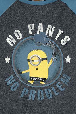 No Pants, No Problem