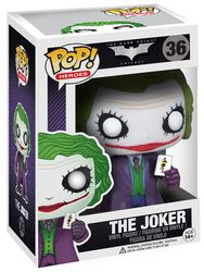 The Dark Knight Trilogy - The Joker Vinyl Figure 36