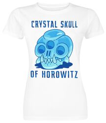 Crystal Skull Of Horowitz