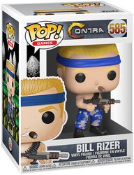 Bill Rizer Vinyl Figure 585