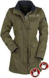 Ladies Field Jacket Incl. Heatpad