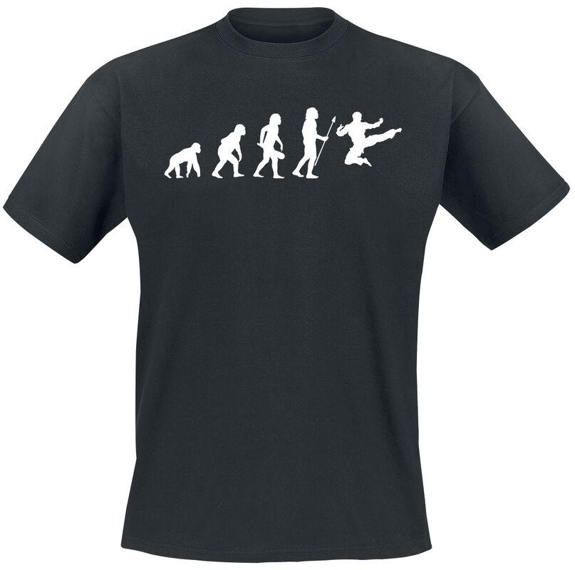 Evolution Kampfsportler
