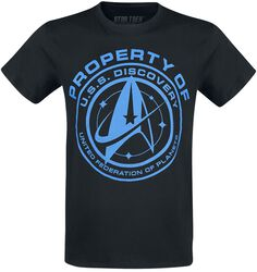 Discovery - Property OF U.S.S.