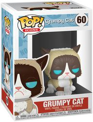 Grumpy Cat Vinyl Figure 60