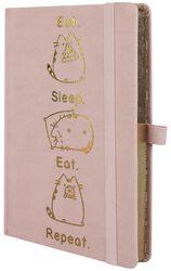 Eat. Sleep. Repeat - Notebook