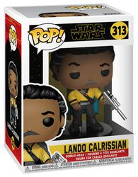 Episode 9 - The Rise of Skywalker - Lando Calrissian Vinyl Figure 313