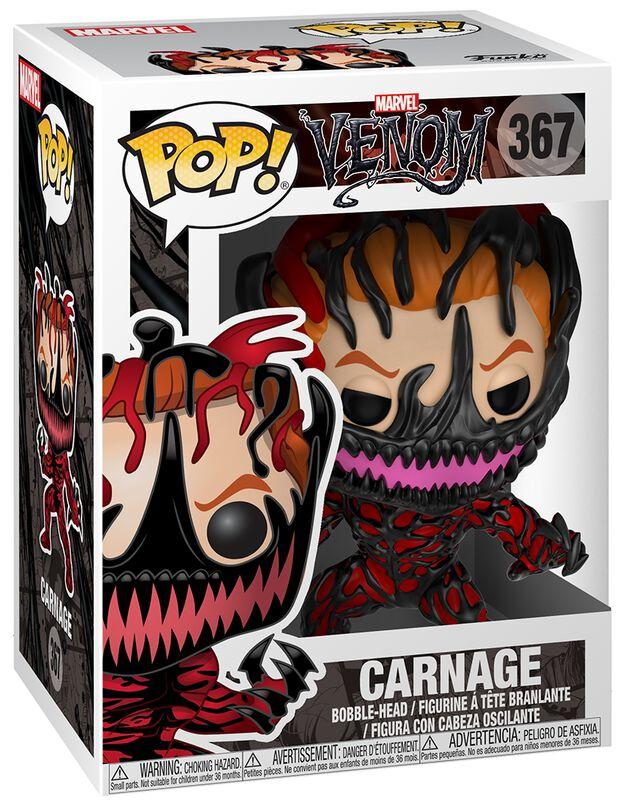 Carnage Viinyl Figure 367