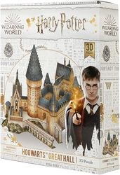 Hogwarts - Great Hall (3D Puzzle)