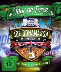 Tour de Force - Shepherd's Bush Empire