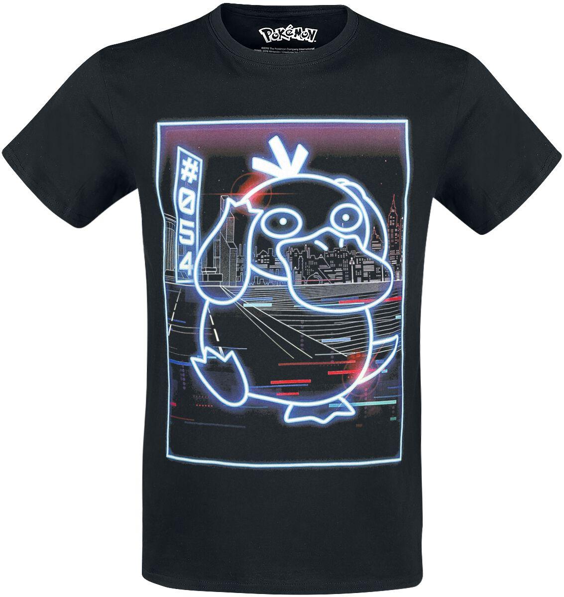 a23669a2 Psyduck - Neon | Pokemon T-Shirt | EMP