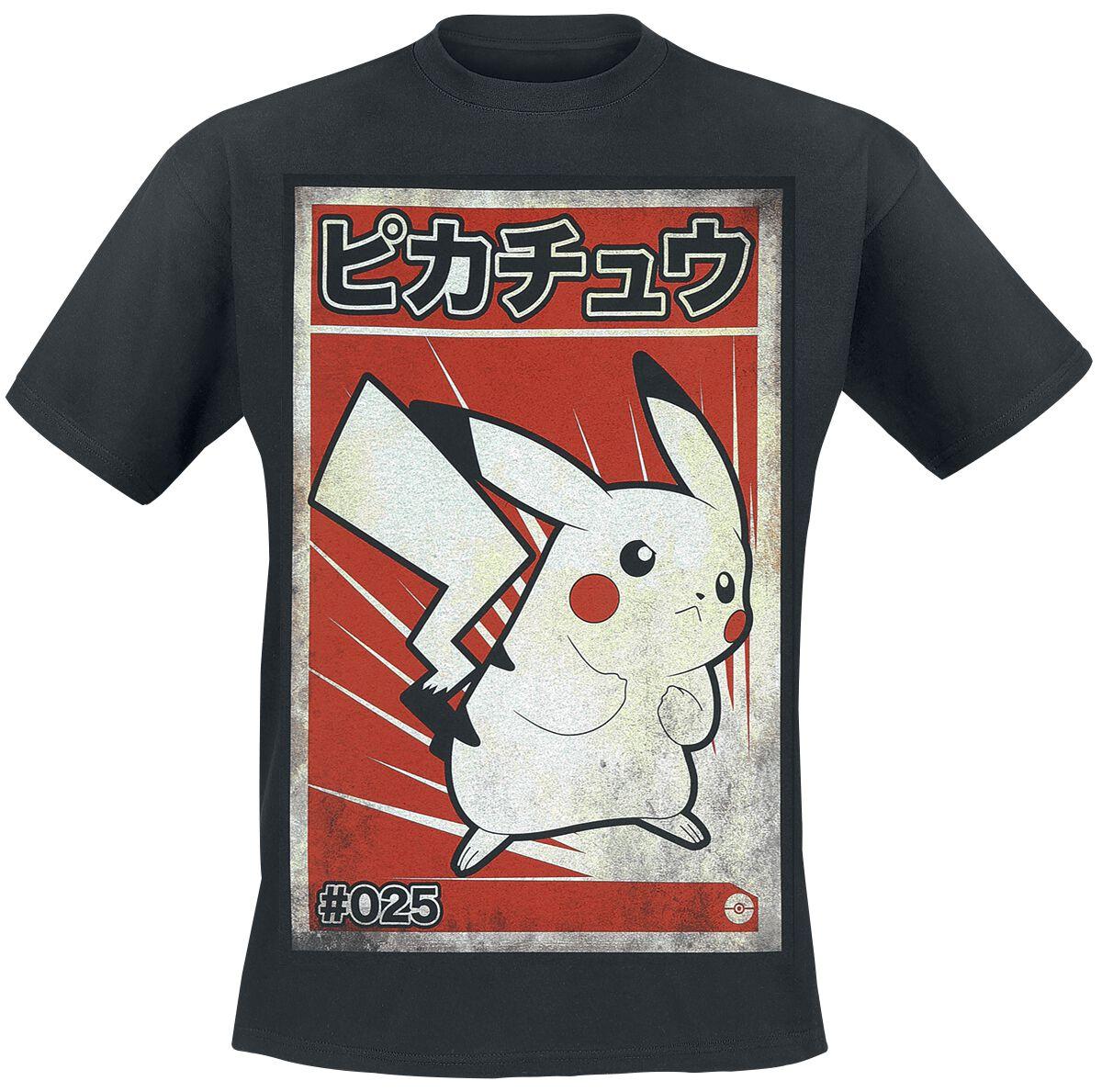323a7d9c Pikachu - Propaganda. T-Shirt. 1 Reviews. Pokemon