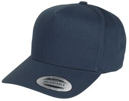 5-Panel Curved Classic Snapback