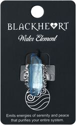 Water Element Crystal Ring