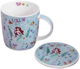 Mug and Coaster